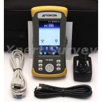 Topcon FC-500 Field Controller Data Collector w/ SurvCE V5.08
