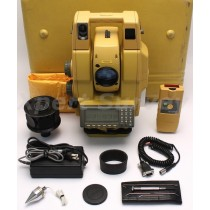 "Topcon GPT-8003A 3"" Robotic Total Station"