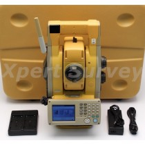 """Topcon GPT-9005A 5"""" Robotic Total Station"""