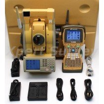"""Topcon GPT-9005A 5"""" Robotic Total Station w/ FC-2500 Controller"""