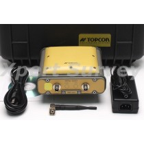 Topcon Hiper GGD GPS GLONASS RTK Base or Rover 900/1800 MHz GSM Receiver