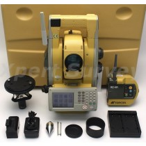 "Topcon QS5A 5"" Quick Station Robotic Total Station"