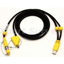 Trimble 80751 USB To LEMO Download Cable For R10 & SPS985 GNSS Antenna