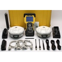 Trimble R8 Model 3 GPS GLONASS 430-450 MHz Base & Rover Set w/ TSC2