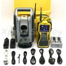 "Trimble SPS710 3""/2"" DR 300+ Robotic Total Station w/ TSC3 SPS 700"