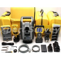 """Trimble SPS730 DR 300+ 3""""/2"""" Robotic Total Station w/ TSC2 Data Collector"""