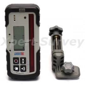 AndroTec Metor MTR-125RF Handheld Laser Receiver MTR125RF For Laser Grade Control
