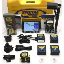 Spectra Precision DDS300 Excavator Depth Display System