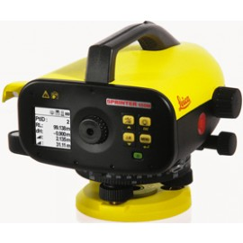 Leica Sprinter 250M Electronic Laser Level