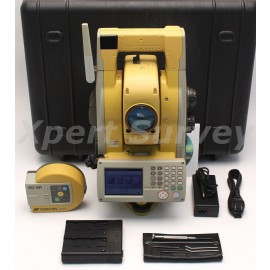 "Topcon GPT-9003A 3"" Robotic Total Station"
