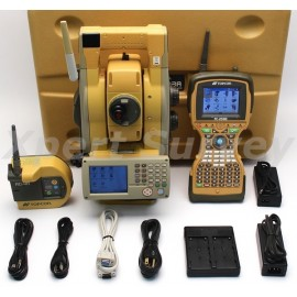 """Topcon GPT-9005A 5"""" Robotic Total Station w/ FC-2500 Controller & RC-4R Remote Control"""