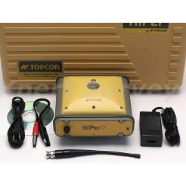 Topcon Hiper Plus GPS GLONASS 410-430 MHz Rover Receiver