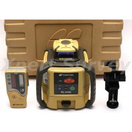 Topcon RL-H4C Self Leveling Construction Laser w/ LS-80L Long Range Receiver