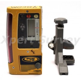 Trimble CR-600 270° Laser Display Receiver For Rotating Red Laser Spectra CR600