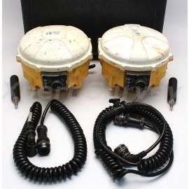 Trimble CAT MS992 Grade Control GPS Receiver Set