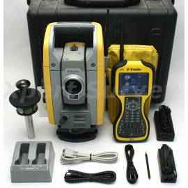 "Trimble SPS700 DR 300+ 5""/2"" Robotic Total Station w/ TSC3 Data Collector"